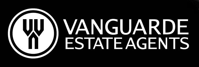 Vanguarde Master Wht on Blk Flat Rev